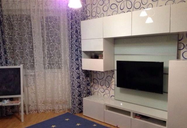 Аренда трёхкомнатной квартиры город Люберцы, Октябрьский проспект 123, цена 40000 рублей, 2021 год объявление №249540 на megabaz.ru