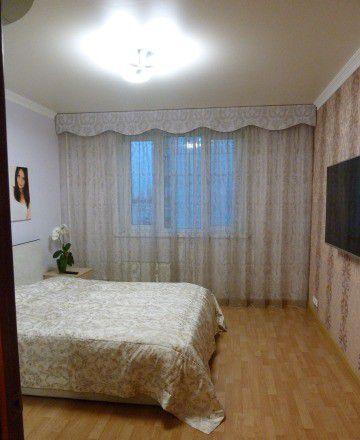 Продажа двухкомнатной квартиры поселок городского типа Октябрьский, метро Жулебино, цена 6300000 рублей, 2021 год объявление №4479 на megabaz.ru