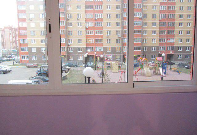 Продажа однокомнатной квартиры поселок городского типа Октябрьский, метро Выхино, Спортивная улица 2, цена 5000000 рублей, 2021 год объявление №1777 на megabaz.ru