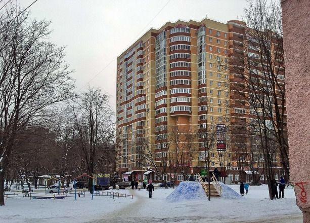 Аренда однокомнатной квартиры город Люберцы, улица Авиаторов 11, цена 30000 рублей, 2021 год объявление №248570 на megabaz.ru
