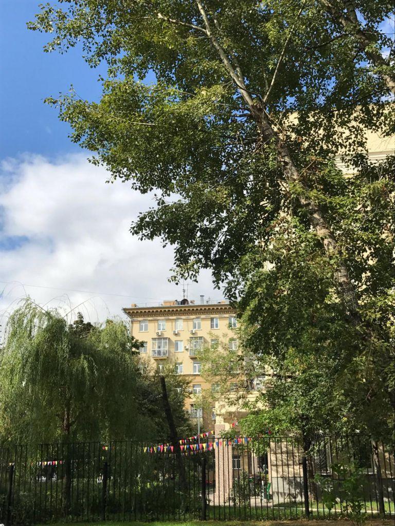 Продажа двухкомнатной квартиры Москва, метро Полянка, Житная улица 10, цена 22700000 рублей, 2021 год объявление №211398 на megabaz.ru