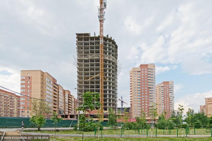 Аренда однокомнатной квартиры поселок городского типа Лесной Городок, Грибовская улица 2, цена 25000 рублей, 2020 год объявление №435865 на megabaz.ru