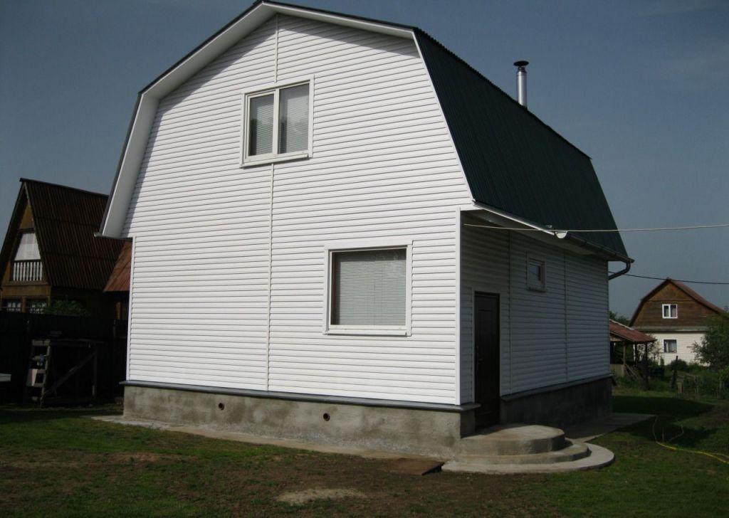 Продажа дома деревня Никулино, цена 5900000 рублей, 2021 год объявление №70012 на megabaz.ru