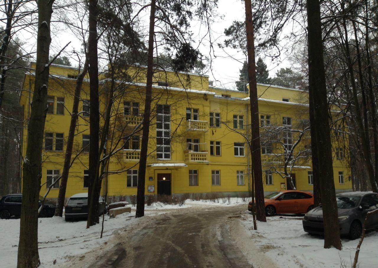 Продажа двухкомнатной квартиры поселок Барвиха, метро Молодежная, цена 7900000 рублей, 2021 год объявление №75308 на megabaz.ru