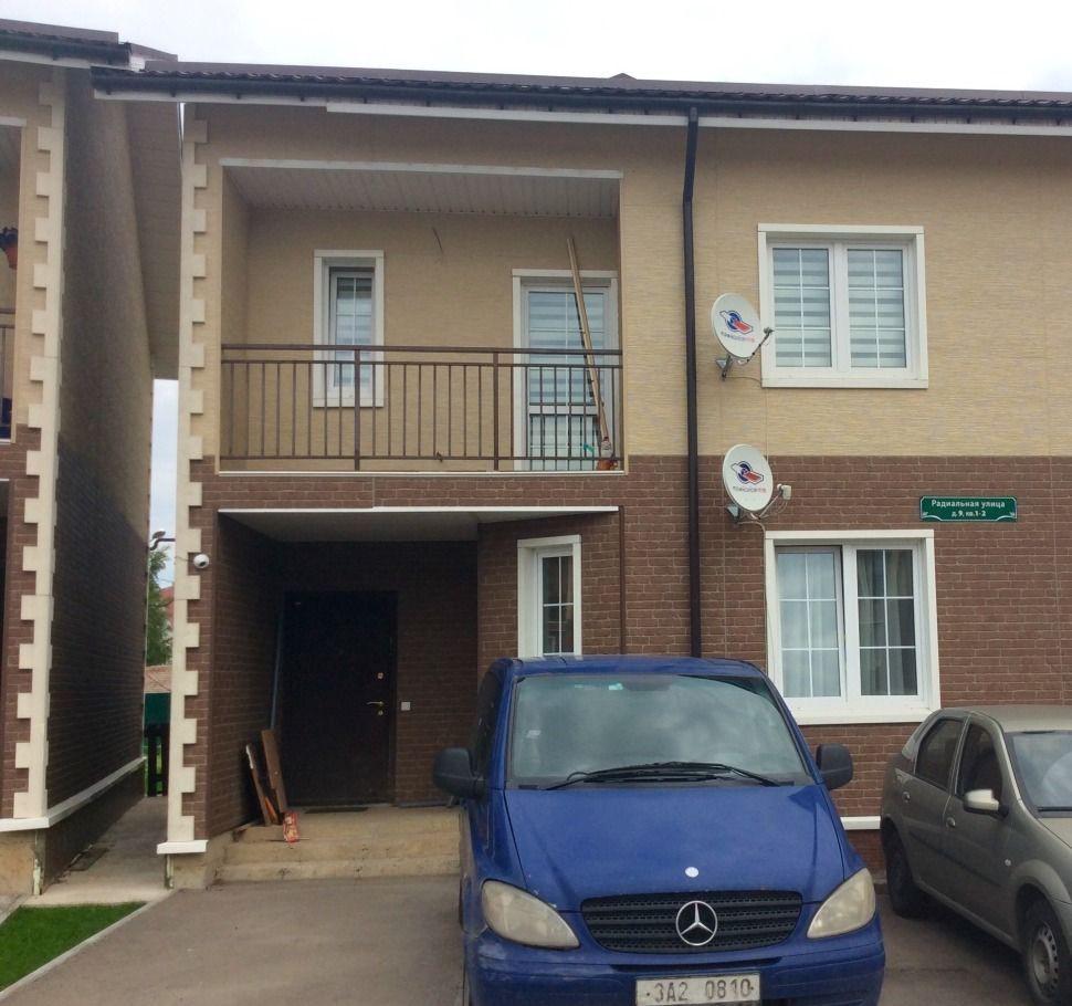 Продажа дома деревня Рыбаки, Радиальная улица 9, цена 7100000 рублей, 2021 год объявление №80407 на megabaz.ru