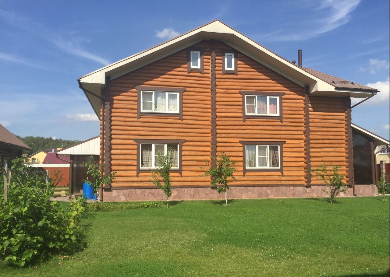 Продажа дома поселок Мещерино, цена 0 рублей, 2021 год объявление №80097 на megabaz.ru