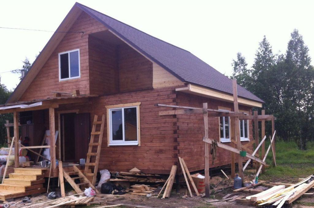 Продажа дома деревня Головково, цена 2700000 рублей, 2021 год объявление №80698 на megabaz.ru