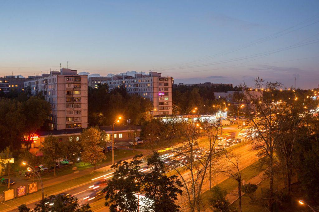 Продажа трёхкомнатной квартиры Москва, метро Каширская, Пролетарский проспект 7, цена 20000000 рублей, 2021 год объявление №214753 на megabaz.ru
