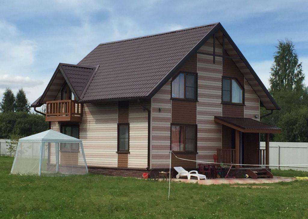 Продажа дома село Озерецкое, цена 8200000 рублей, 2021 год объявление №82597 на megabaz.ru