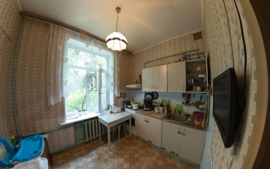 Купить трёхкомнатную квартиру в Москве у метро Филевский парк - megabaz.ru