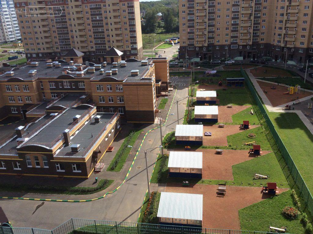 Аренда однокомнатной квартиры поселок городского типа Свердловский, цена 16000 рублей, 2020 год объявление №468731 на megabaz.ru