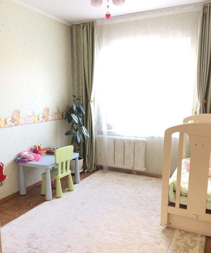 Купить трёхкомнатную квартиру в Москве у метро Студенческая - megabaz.ru