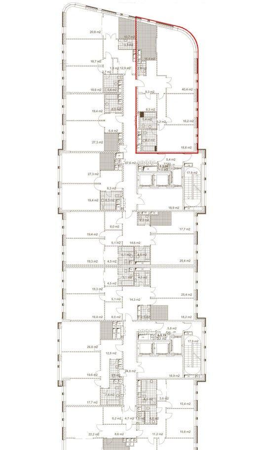 Купить трёхкомнатную квартиру в Москве у метро Кутузовская - megabaz.ru