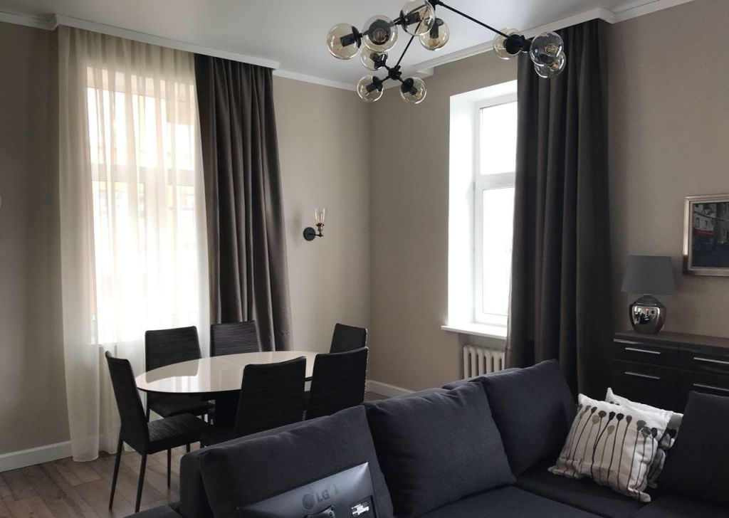 Купить трёхкомнатную квартиру в Москве у метро Динамо - megabaz.ru