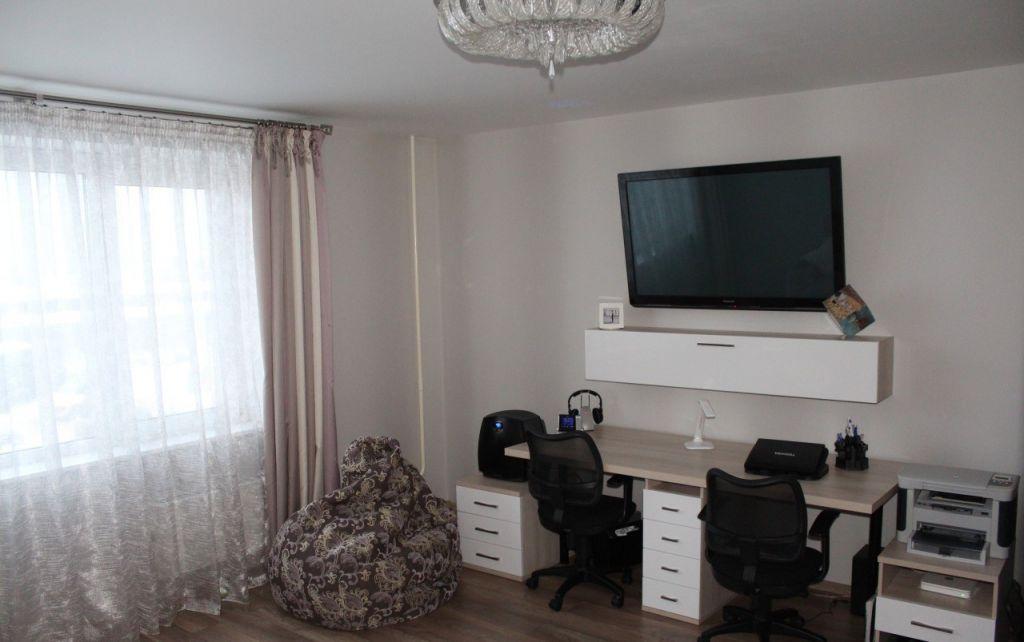 Продажа однокомнатной квартиры поселок городского типа Андреевка, метро Пятницкое шоссе, цена 5325000 рублей, 2020 год объявление №95799 на megabaz.ru