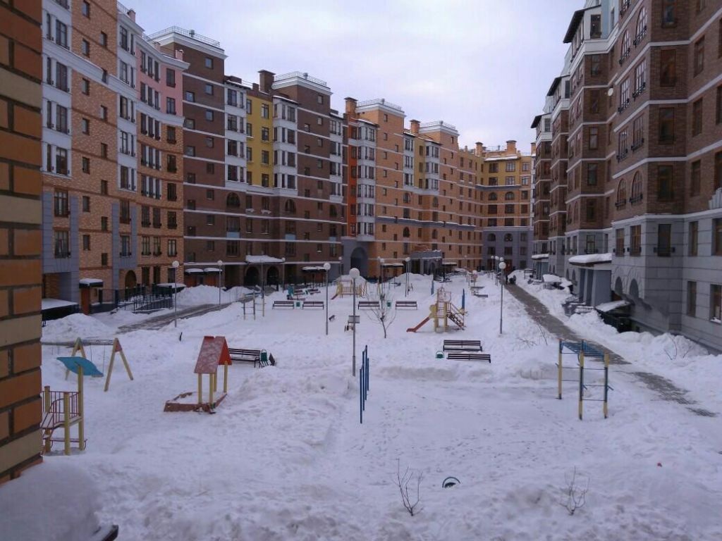 Купить двухкомнатную квартиру в Москве у метро Пятницкое шоссе - megabaz.ru