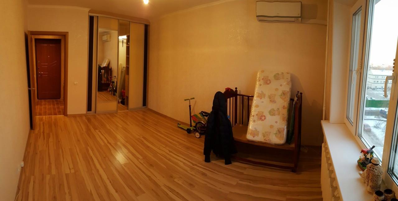 Продажа однокомнатной квартиры поселок городского типа Андреевка, метро Пятницкое шоссе, цена 4000000 рублей, 2020 год объявление №99177 на megabaz.ru