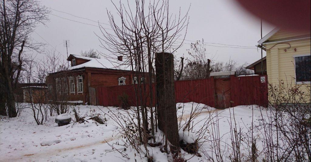 Продажа дома Александров, Заозёрная улица, цена 2500000 рублей, 2021 год объявление №100576 на megabaz.ru