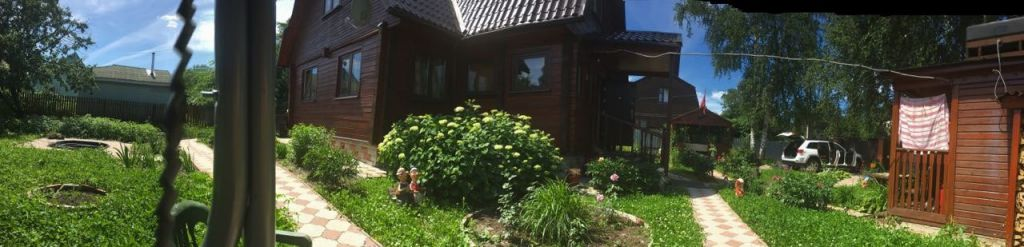 Продажа дома поселок городского типа имени Воровского, цена 4800000 рублей, 2021 год объявление №105491 на megabaz.ru