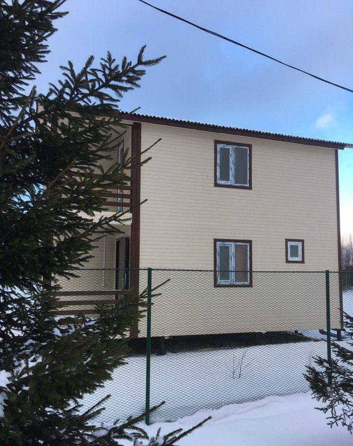 Продажа дома деревня Бельское, цена 1640000 рублей, 2021 год объявление №107230 на megabaz.ru