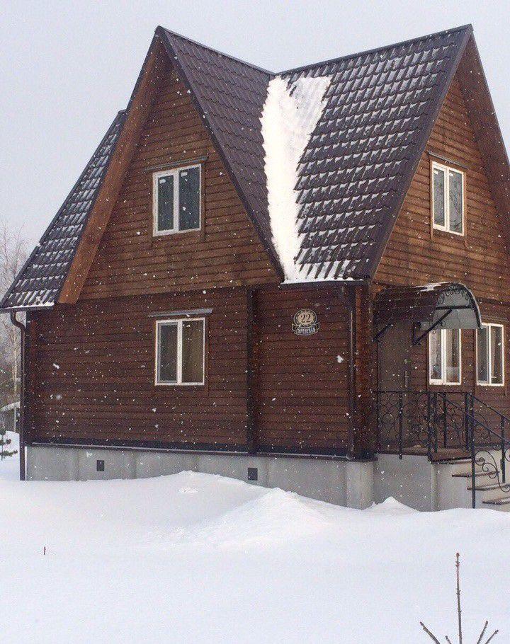 Продажа дома поселок городского типа имени Воровского, цена 3600000 рублей, 2021 год объявление №110987 на megabaz.ru