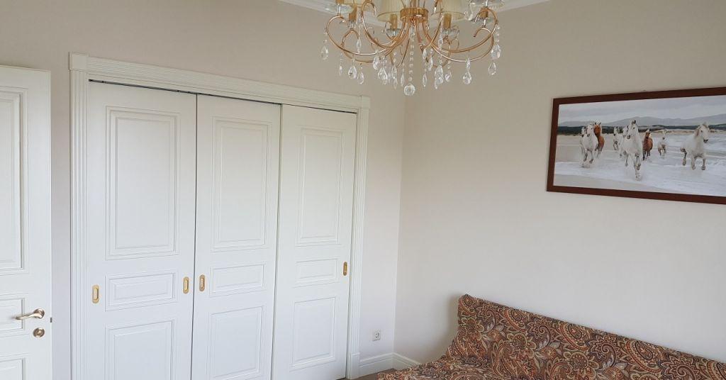 Аренда дома поселок Вешки, Зелёный бульвар 67, цена 230000 рублей, 2021 год объявление №711895 на megabaz.ru