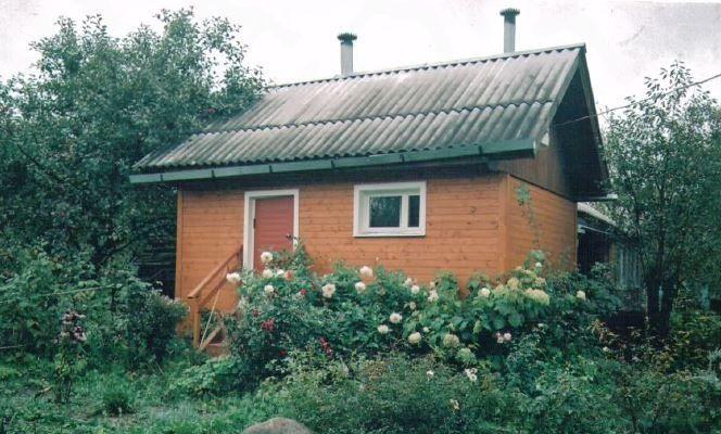 Продажа дома садовое товарищество Москва, цена 1500000 рублей, 2020 год объявление №197597 на megabaz.ru