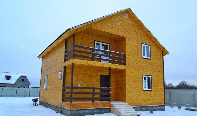 Продажа дома село Речицы, цена 1500000 рублей, 2021 год объявление №122431 на megabaz.ru