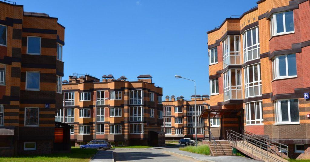 3х этажные дома бутово новостройки квартиры