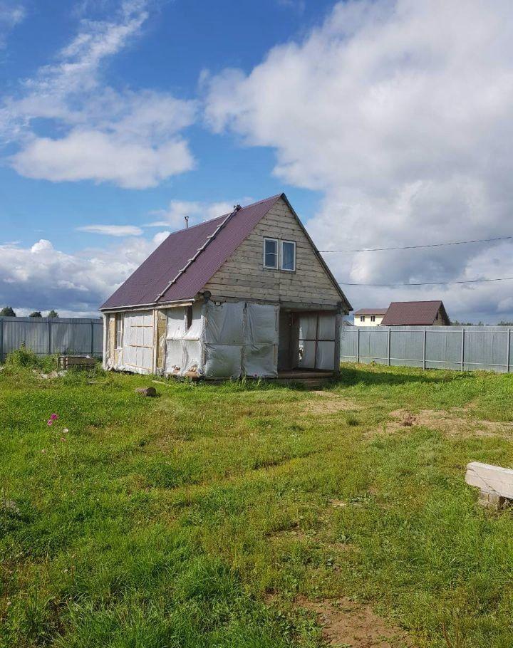 Продажа дома деревня Чашниково, цена 4500000 рублей, 2021 год объявление №196937 на megabaz.ru
