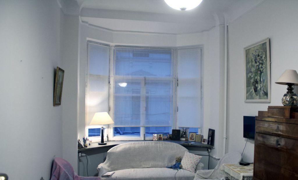 Купить трёхкомнатную квартиру в Москве у метро Чистые пруды - megabaz.ru