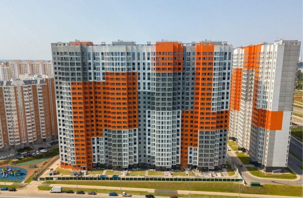 Продажа трёхкомнатной квартиры деревня Дрожжино, цена 5000000 рублей, 2020 год объявление №196121 на megabaz.ru