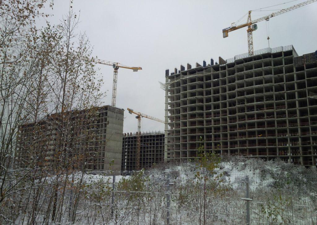 Продажа двухкомнатной квартиры поселок городского типа Андреевка, метро Речной вокзал, цена 3550000 рублей, 2020 год объявление №136704 на megabaz.ru