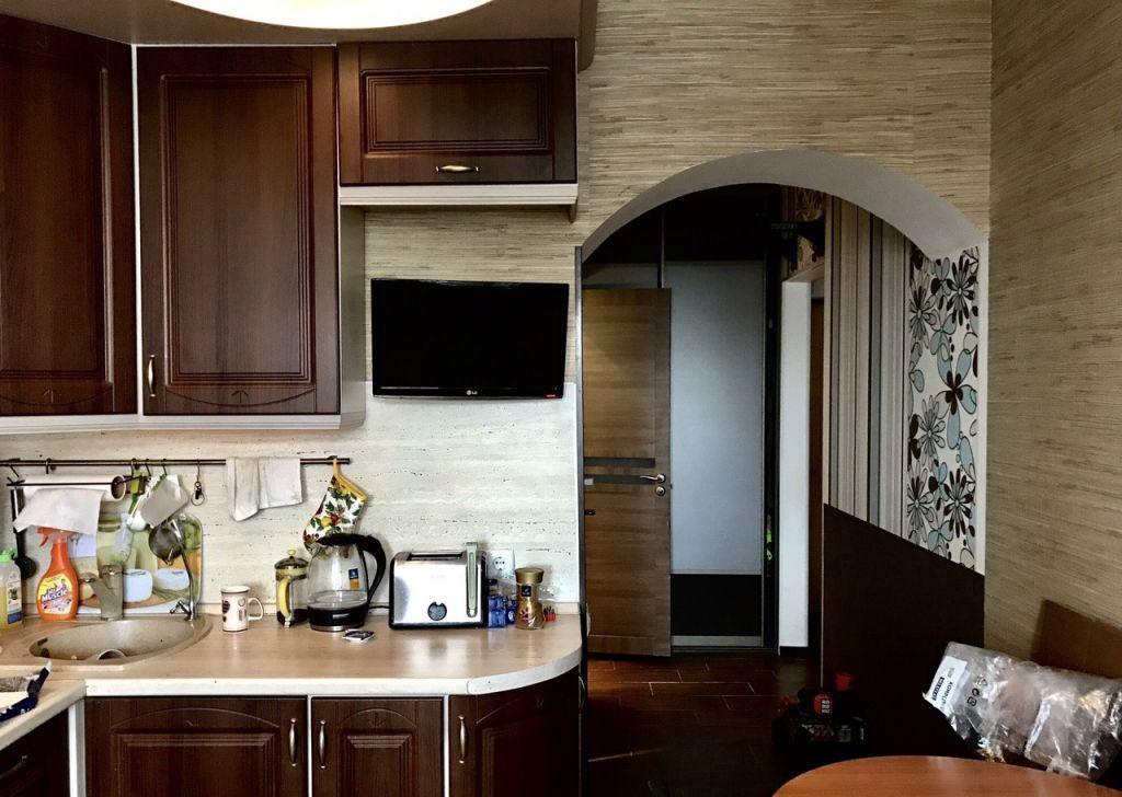 Продажа двухкомнатной квартиры поселок городского типа Андреевка, метро Митино, цена 4850000 рублей, 2020 год объявление №139457 на megabaz.ru