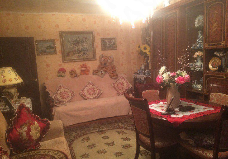 Продажа двухкомнатной квартиры Москва, метро Каширская, Каширское шоссе 9к1, цена 11700000 рублей, 2021 год объявление №204964 на megabaz.ru
