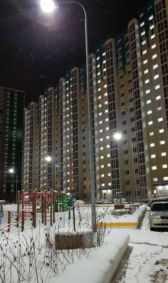Продажа однокомнатной квартиры поселок городского типа Андреевка, метро Пятницкое шоссе, цена 3000000 рублей, 2020 год объявление №210259 на megabaz.ru