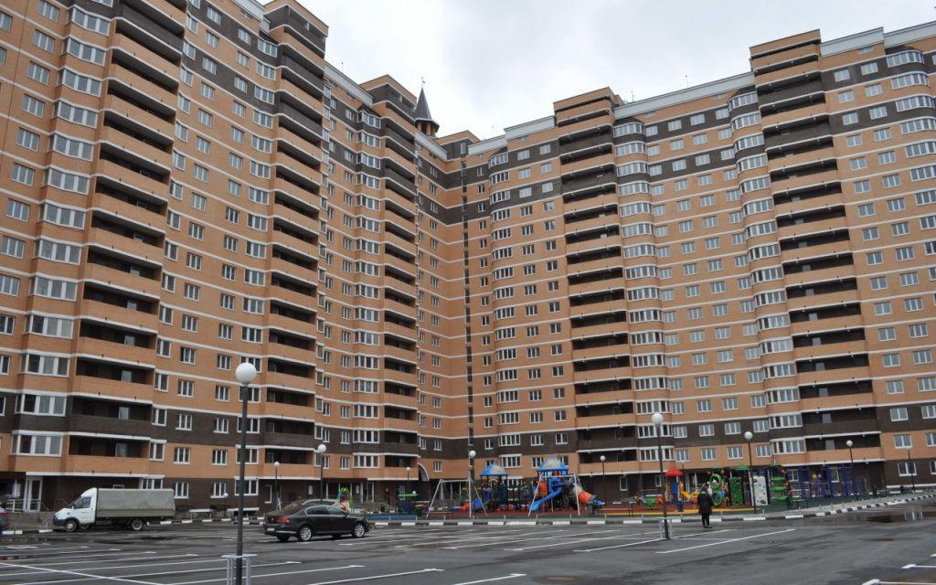 Продажа трёхкомнатной квартиры поселок совхоза имени Ленина, метро Домодедовская, цена 12526000 рублей, 2021 год объявление №143473 на megabaz.ru