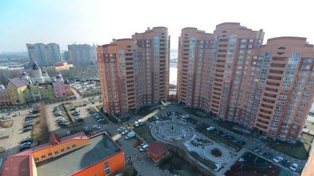 Продажа двухкомнатной квартиры поселок совхоза имени Ленина, метро Домодедовская, цена 4500000 рублей, 2021 год объявление №145984 на megabaz.ru