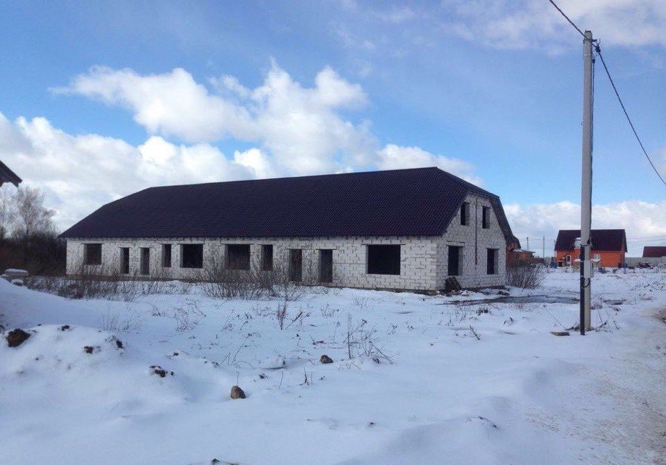 Продажа дома деревня Ульянки, цена 1000000 рублей, 2021 год объявление №147030 на megabaz.ru