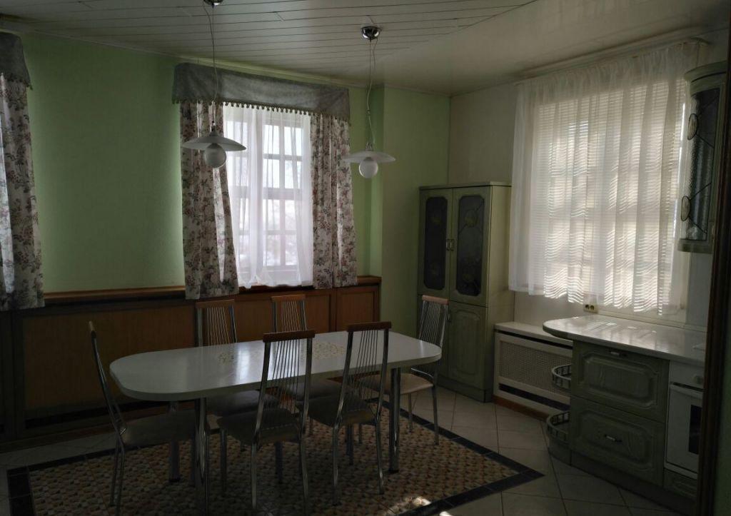 Аренда дома деревня Федюково, цена 90000 рублей, 2020 год объявление №696299 на megabaz.ru