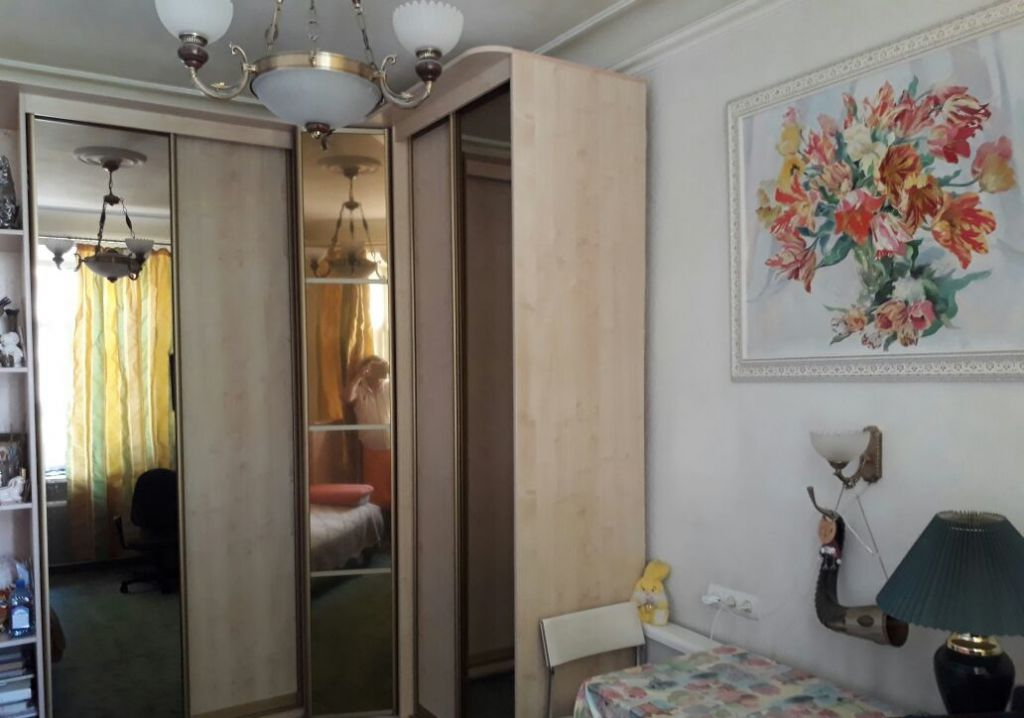 Продажа комнаты Москва, метро Электрозаводская, Медовый переулок 12, цена 2800000 рублей, 2021 год объявление №219021 на megabaz.ru