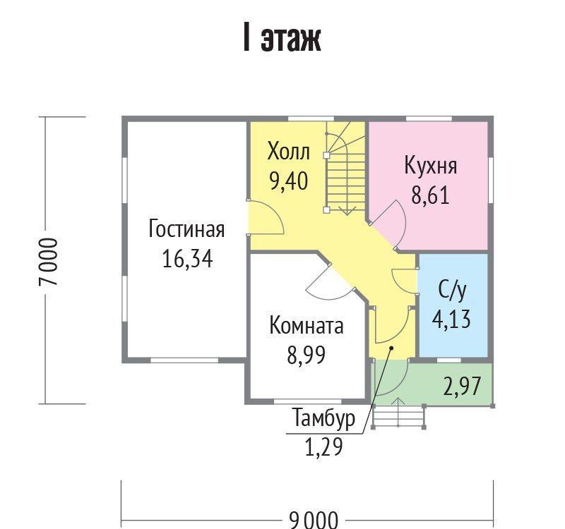 Продажа дома деревня Бельское, цена 2950000 рублей, 2021 год объявление №155749 на megabaz.ru