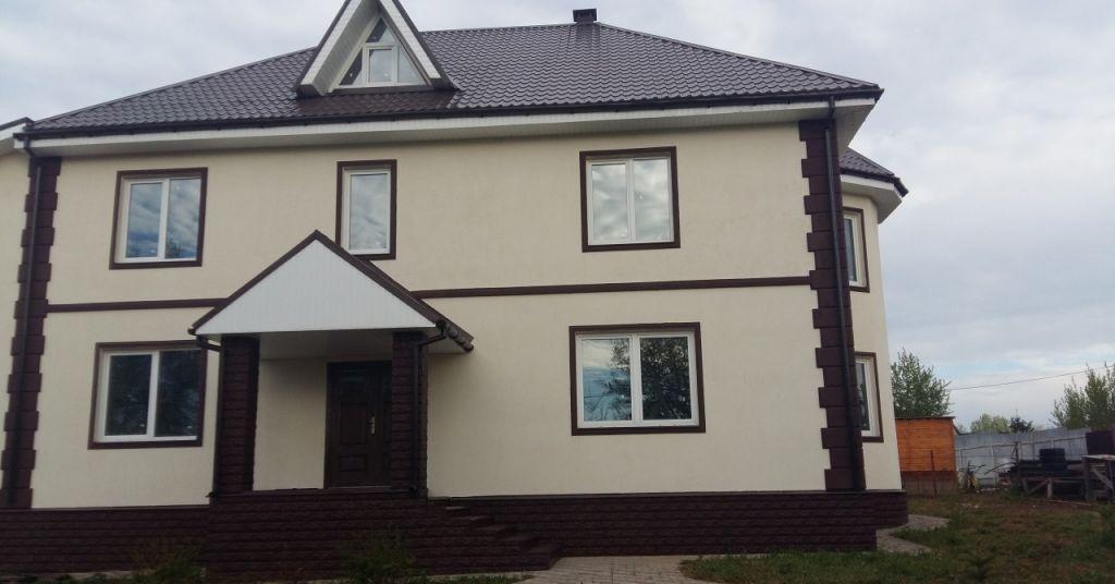 Продажа дома деревня Алфёрово, цена 6000000 рублей, 2021 год объявление №158127 на megabaz.ru