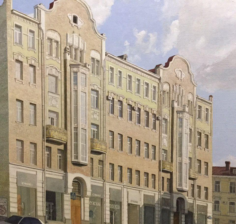 Аренда двухкомнатной квартиры Москва, метро Чистые пруды, улица Покровка 44, цена 120000 рублей, 2021 год объявление №715487 на megabaz.ru