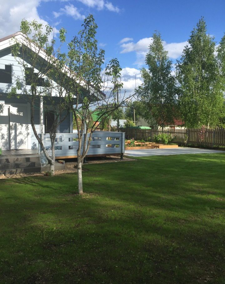 Продажа дома деревня Поповка, цена 3300000 рублей, 2021 год объявление №163287 на megabaz.ru