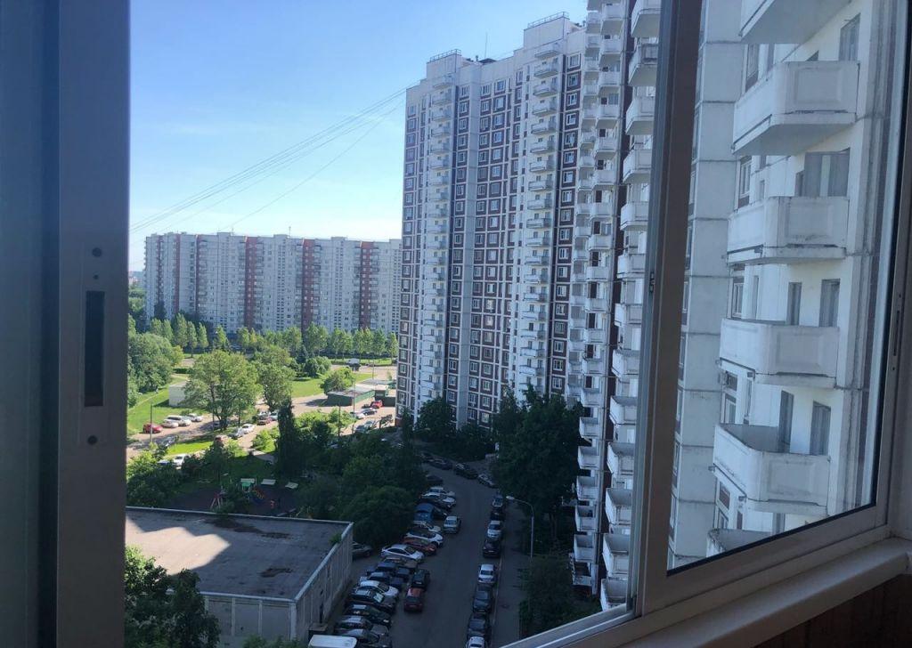 Продажа двухкомнатной квартиры Москва, метро Новоясеневская, Литовский бульвар 19, цена 11600000 рублей, 2021 год объявление №233264 на megabaz.ru