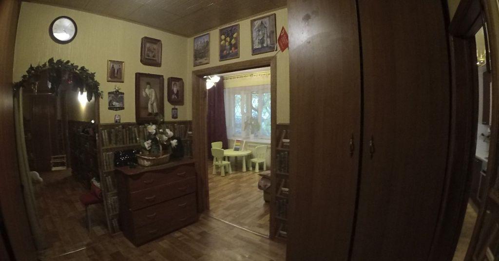 Продажа трёхкомнатной квартиры Москва, метро Полянка, улица Малая Полянка 8, цена 35000000 рублей, 2021 год объявление №165914 на megabaz.ru