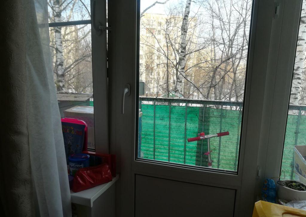 Продажа однокомнатной квартиры Москва, метро Щелковская, Сиреневый бульвар, цена 5800000 рублей, 2021 год объявление №209624 на megabaz.ru