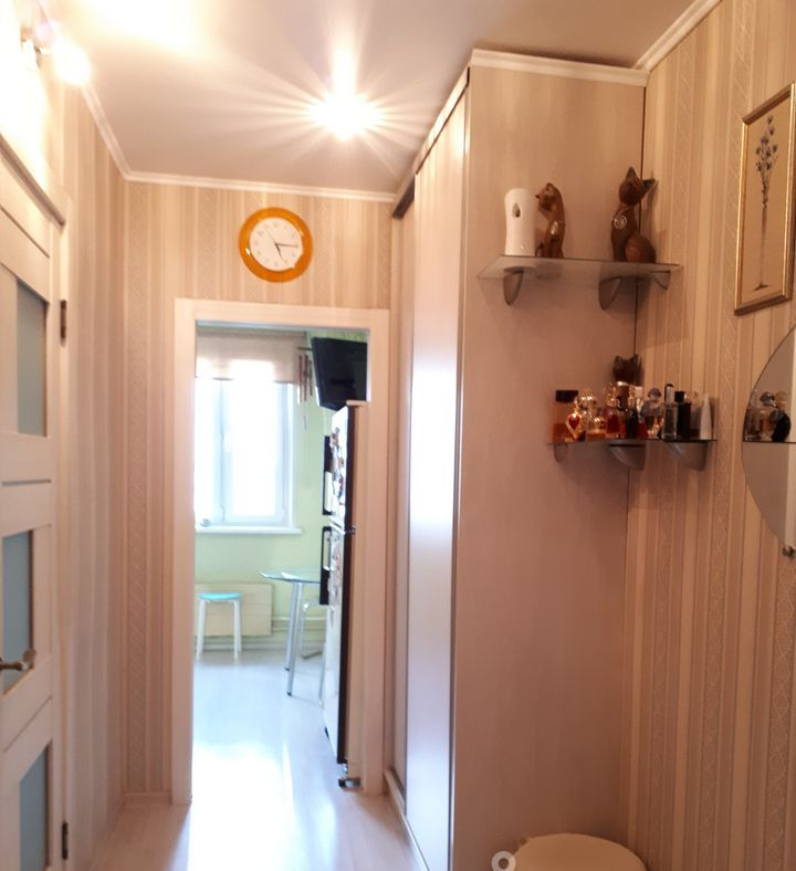 Купить трёхкомнатную квартиру в Москве у метро Алма-Атинская - megabaz.ru