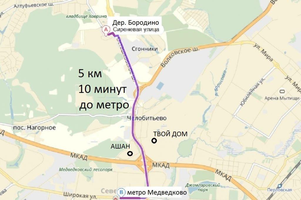 Аренда дома деревня Бородино, цена 12000 рублей, 2021 год объявление №644720 на megabaz.ru